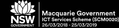 Macquarie Government | ICT Services Scheme