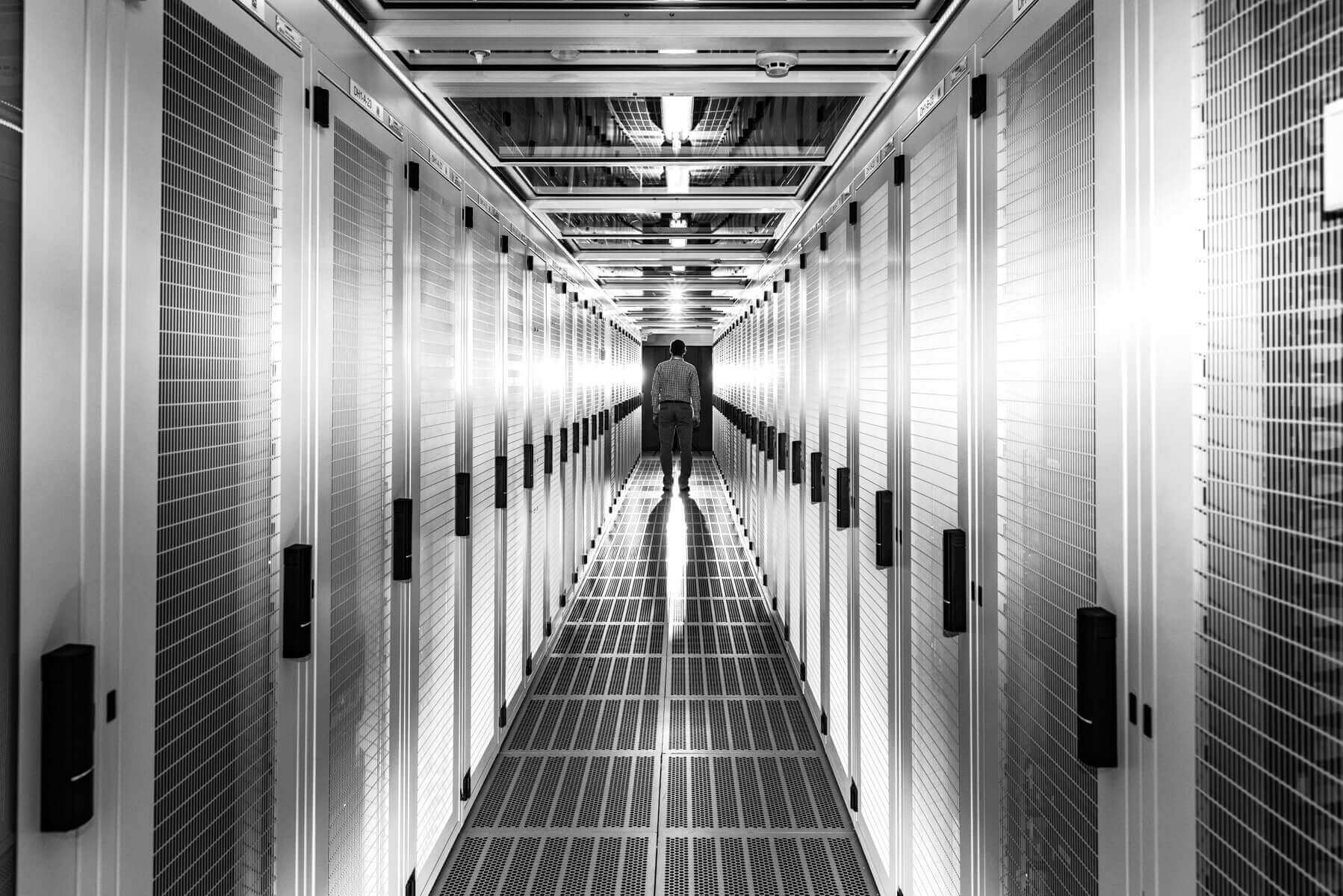 Macquarie Government has local secure cloud servers in Canberra for government colocation