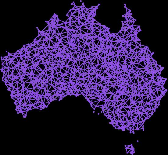 Australian Signals Directorate, ASD, Australia map
