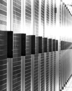 Image of Racks at our Canberra Data Centre