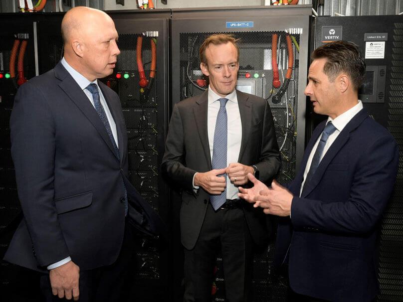 New IC5 Data Centre Facility | Macquarie Government