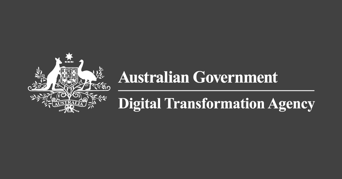Australian Government - Digital Transformation Agency