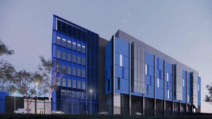 Intellicentre 3 Super West | Macquarie Data Centres
